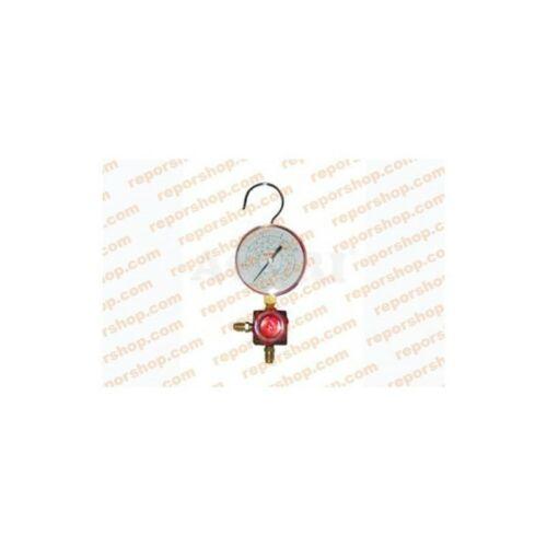 Analizador 1 Via Manometro Baja Temperatura 80mm R22 R134 R407 R404