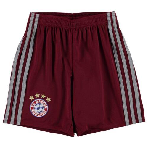 adidas Kids Boys Bayern Munich UCL Shorts 2016 2017 Junior Football