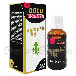 Ero By Hot Spanish Fly Gold Women Aphrodisiac Woman Libido For Her