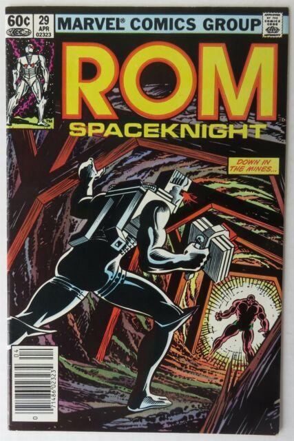 1982 ROM SPACEKNIGHT #29 - VG        (INV32941)