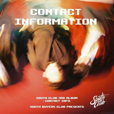 NAM TAE HYUN SOUTH CLUB - Contact Information (3rd Mini Album) CD+Photobook