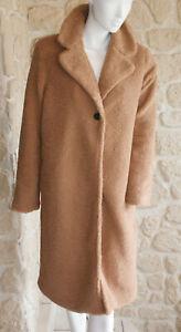 Vera sg Cappotto Size New Marrone M Marca Lucy 66qHC
