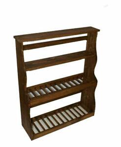 Piattaia-in-legno-stile-800-con-griglia-per-stoviglie-cucina-credenza-da-parete