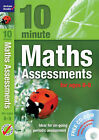 Ten Minute Maths Assessments Ages 8-9 by Andrew Brodie (Mixed media product, 2009)