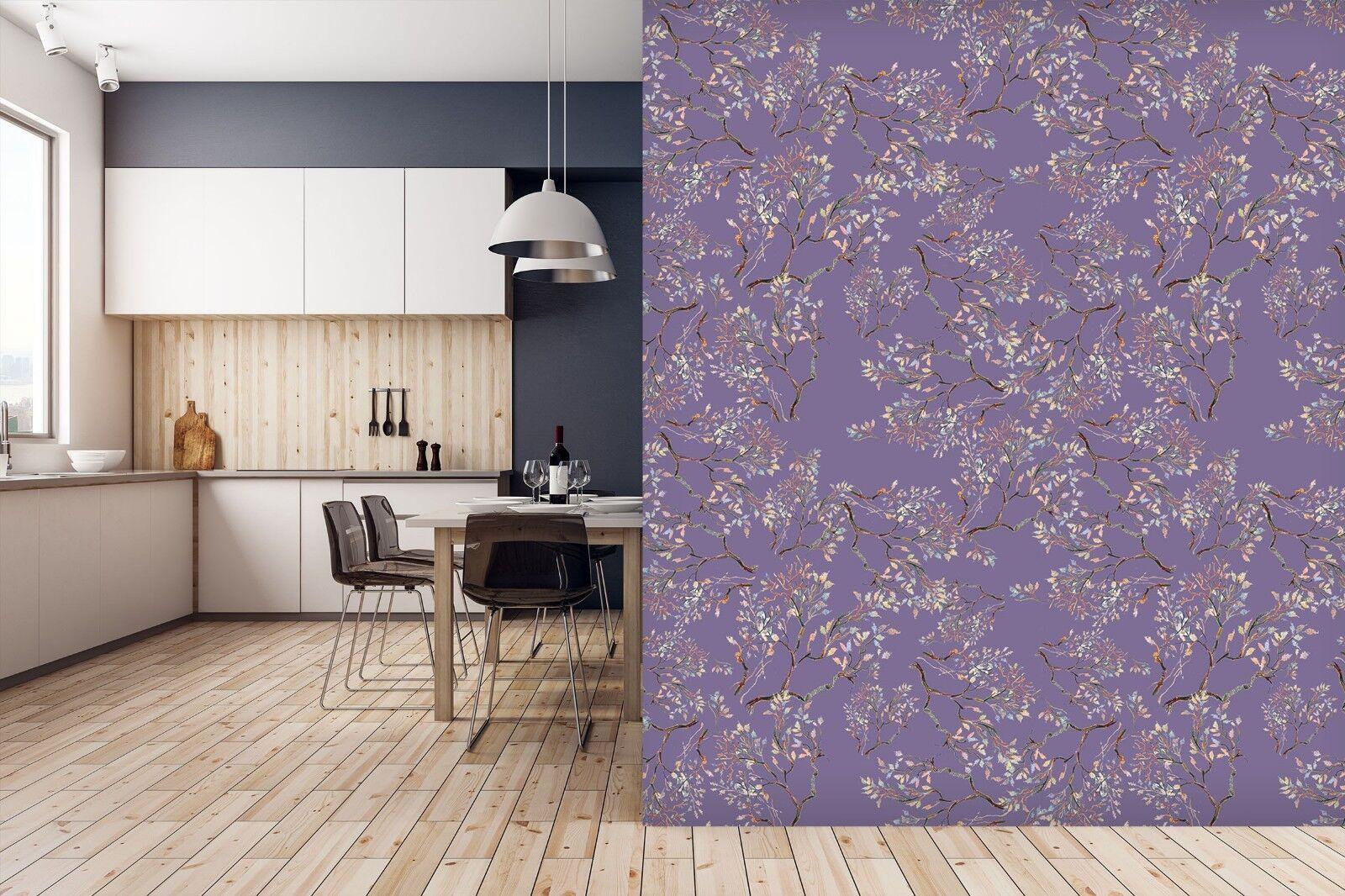 3D Flower Pattern 41 Texture Tiles Marble Wall Paper Decal Wallpaper Mural AJ AU