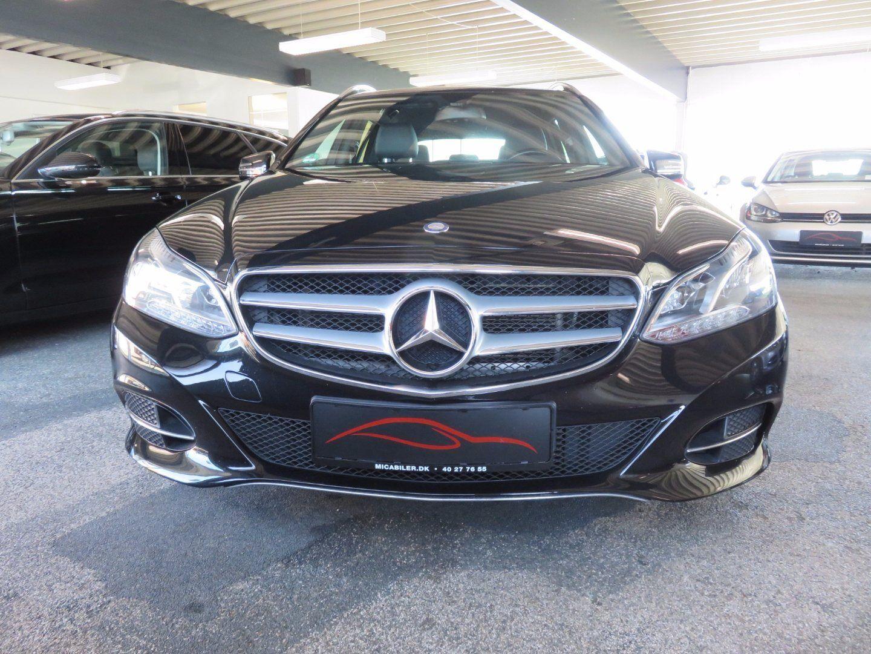 Mercedes E300 2,2 BlueTEC Hybrid Avantg. stc aut 5d - 433.200 kr.