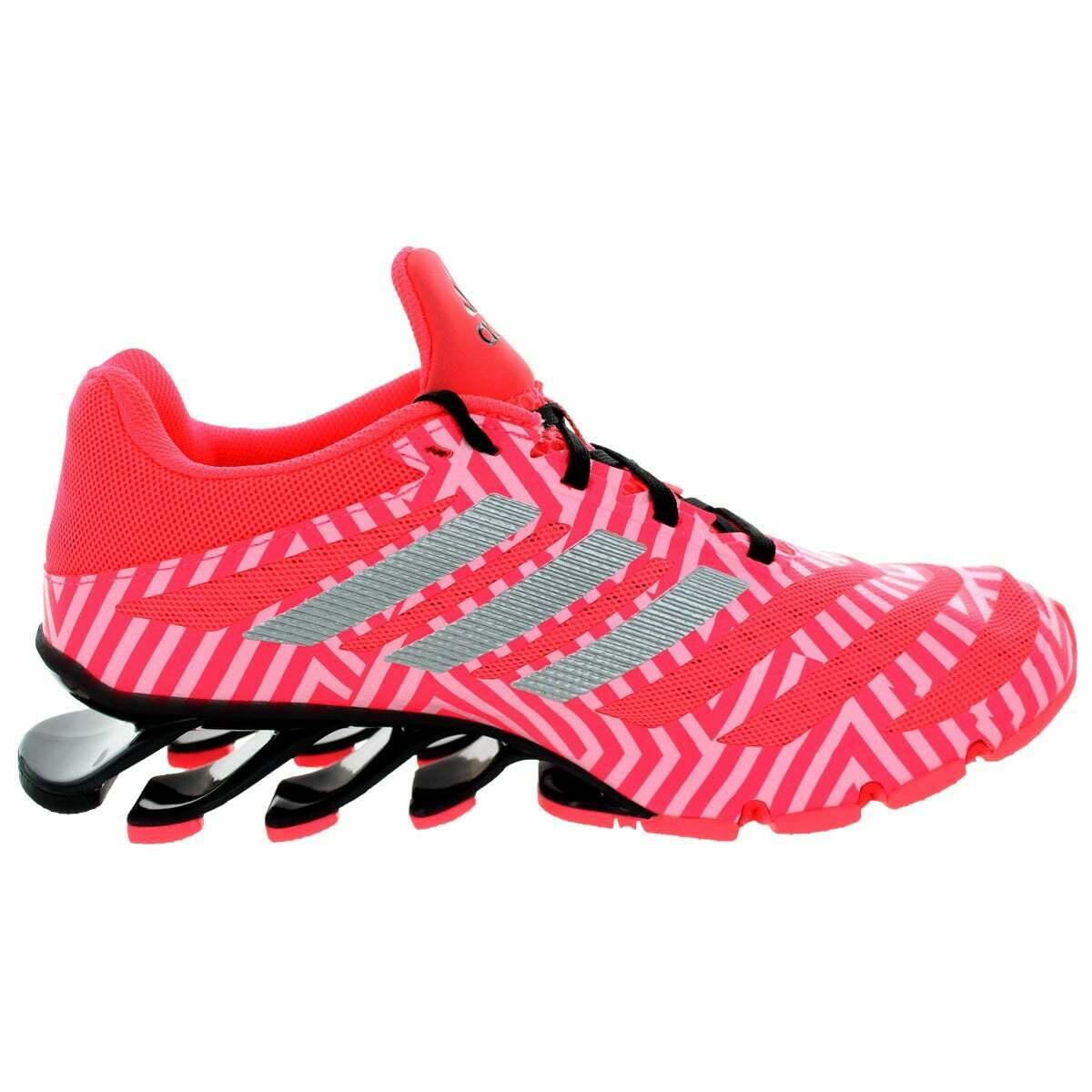 Nuevos productos de artículos novedosos. Nuevas zapatillas para para para mujer Adidas Springblade Ignite rojo D69694  hasta 42% de descuento