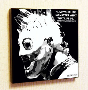 Corey-Taylor-Slipknot-Music-Pop-Art-Painting-Decor-Print-Wall-Poster-Canvas