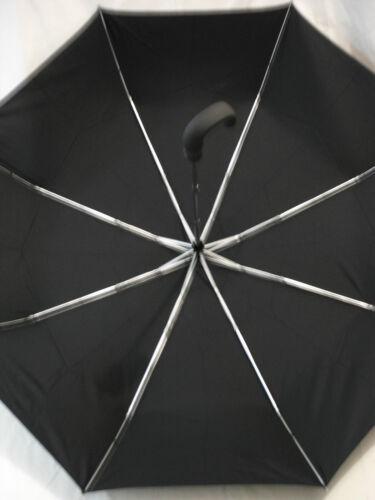 Shelta Mens Compact  Rain Sun Umbrella 6999 Auto Open and Close UPF25