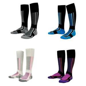 Waterproof Long Warm Breathable Ski Socks Thicken Winter Sports Men Women 1pair