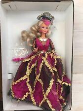 Barbie Doll Royal Invitation 1993 Mattel Spiegel Limited Edition Blonde Hair