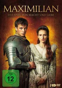 Maximilian-Das-Spiel-von-Macht-und-Liebe-2-DVDs-NEU