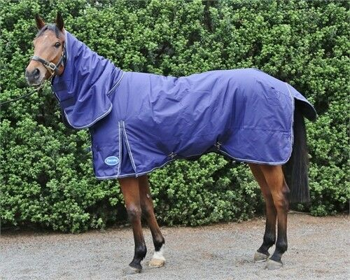 Shires Winter Highlander Turnout Blanket 200g Fill 1200D Waterproof