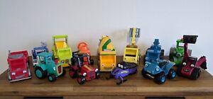 Bob-The-Builder-veicoli-e-figure