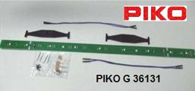PIKO G 36131 Innenbeleuchtung für 3-achser Umbauwagen + 5,00 € Gutschein