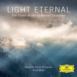 Light-Eternal-The-Choral-Music-Of-Morten-Lauridsen-Chamber-Choir-Of-NEW-CD