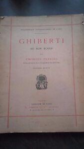 Biblioteca-Internazionale-Di-L-Art-Ghiberti-C-Perkins-G-Pierson-Anteriore-Grav