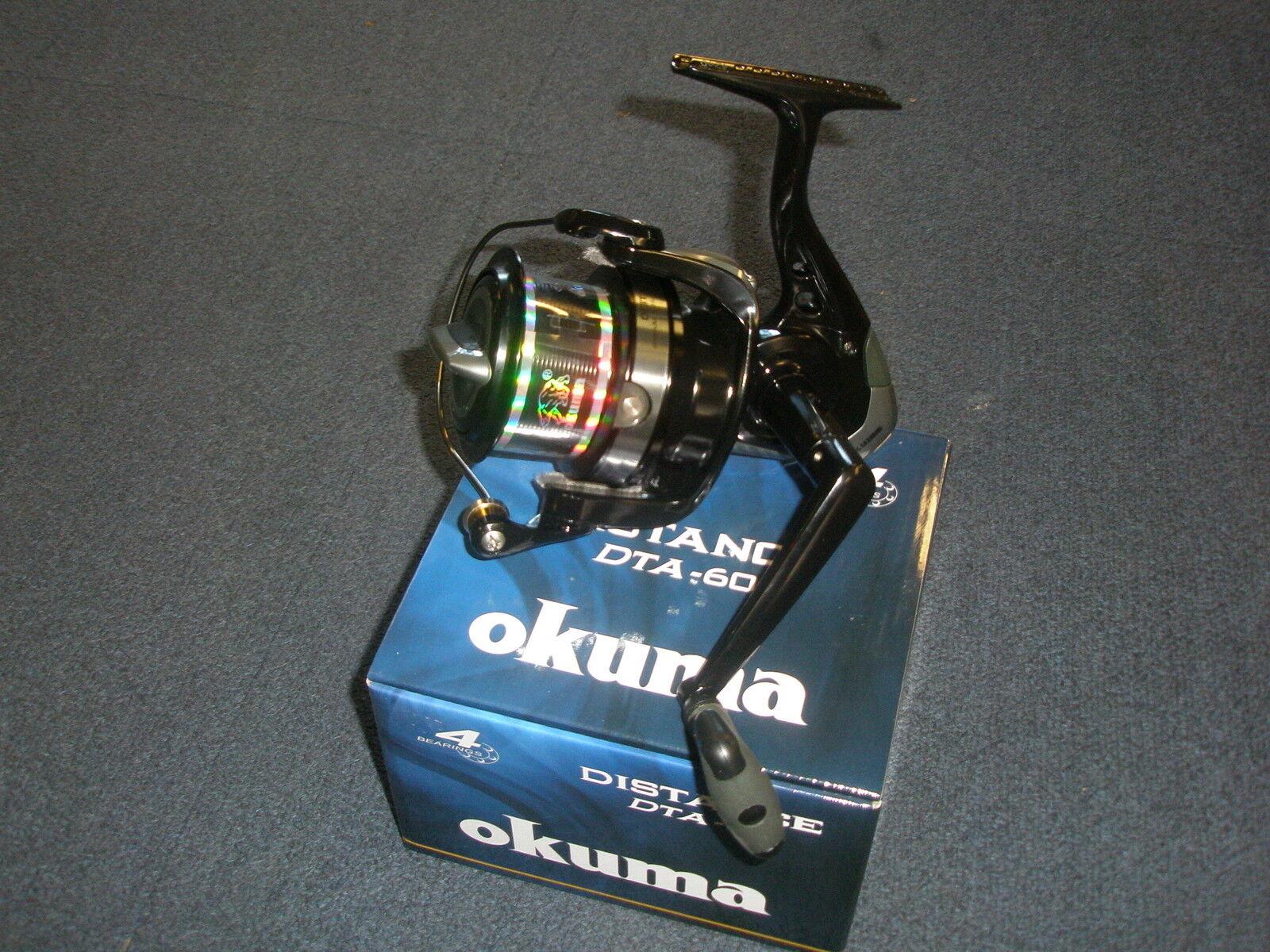 Okuma Entfernung Karpfenangeln Dta 60 Big Pit Rolle Karpfenangeln Entfernung Ausrüstung 361624