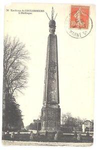 CPA-77-76-Environs-de-COULOMMIERS-L-039-Obelisque