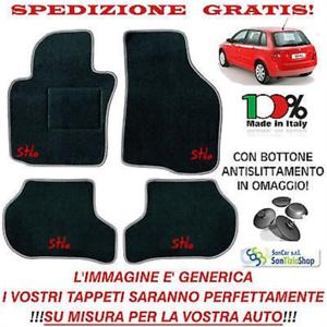 Tappeti Auto OFFERTA SPECIAL! FIAT STILO Tappetini su Misura Personalizzati