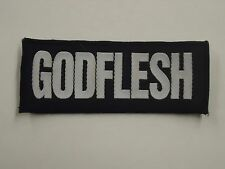 GODFLESH WOVEN PATCH