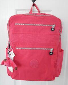Backpack Caity Nieuwe Vibrant Kipling Pink Bp4066 ChsrtQdxB