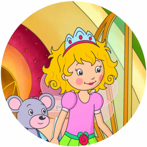 Tortenaufleger Geburtstag Tortenbild Fondant Oblate Prinzessin Lillifee P1