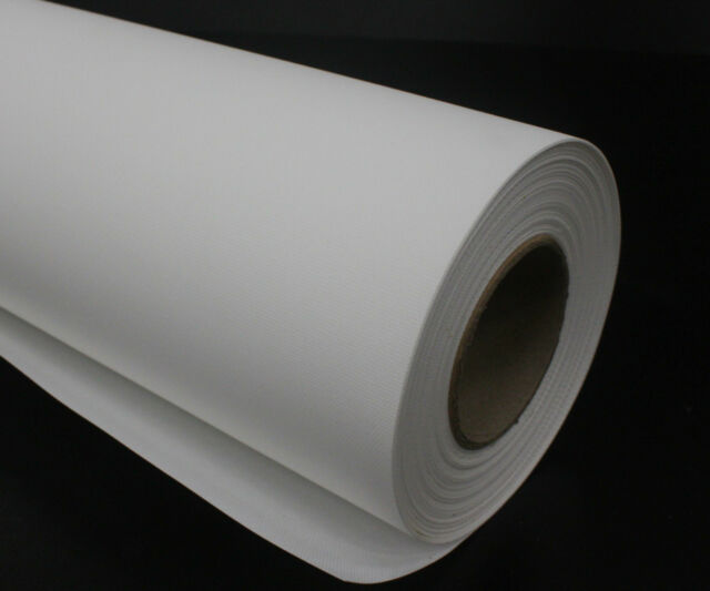Inkjet Canvas Rolls, Matte Polyester Canvas Roll 280gsm, 18m & 30m  all Sizes