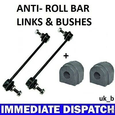 FOR BMW E46 318 320 325 FRONT ANTI ROLL BAR DROP LINKS 1999 TO 2006 X 2