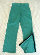Tillman Green Welding Flame Resistant Pants Fr 7a 6700 Mens Size 46x32 New