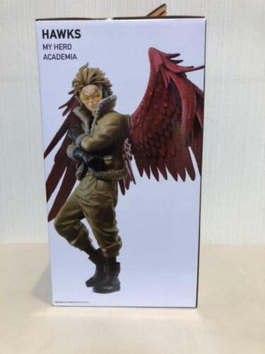 Banpresto My Hero Academia Hawks Ichiban Kuji I/'m Ready Prize D Figure JAPAN