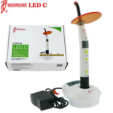 Original Woodpecker Curing Light Dental Cure Led Lamp Wireless Led C 1200mw