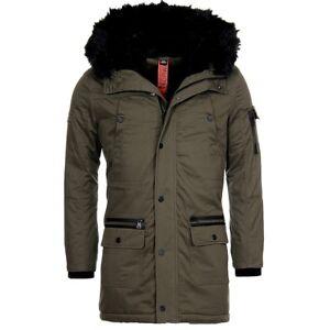 8b4586b21c15a5 Geographical Norway sehr warm Herren Winter Jacke Parka Wintermantel Anorak  Neu