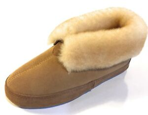 Qwaruba-Women-039-s-Fireside-Sheepskin-Slippers