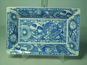 "Spode Blue Room FLORAL Blue & White 10.25"" 26cm Decorative or Dinner Plate"