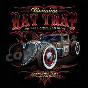 b2ba367323c Rat Rod T Shirts Hot Rod Parts Junkyard Whitewalls Mens Sml to 6XL ...