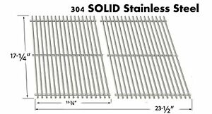 SS cooking grid for Weber 211501,Genesis 1000-311701,Genesis Gold B grill models