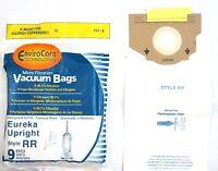 Eureka RR Style Micro Filtered Vacuum Bags 9 Pk #61115 boss smart vac 4800 Vacuum Cleaner Accessories