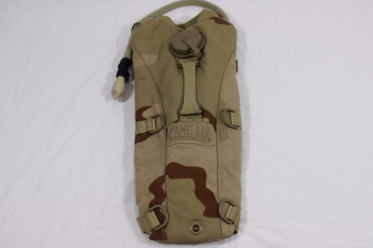 Camelbak Maximum Gear Military Issue Desert Hydration Pack Thermobak Model 60184