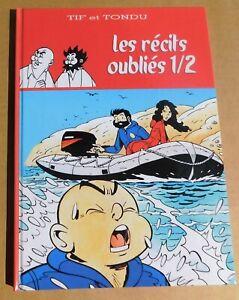 Tif-et-Tondu-Les-recits-oublies-Tome-1-2-HORS-COMMERCE-52-pages-couleurs-2017