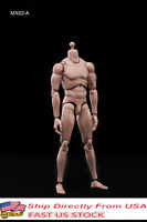 Us Shipping 1/6 Man Male Nude Body Mx02-a Muscle Action Figure 2014 Version Toy