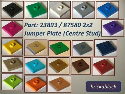 Free UK Postage Part 4032 Choose Colour Lego 2 x 2 Round Plate