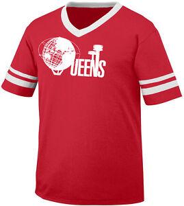 Queens New York City World/'s Fair Borough Flushing County NYC NY Juniors T-Shirt