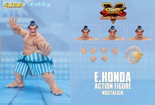 Storm Collectibles 1//12 Action Figure SFV E PRE-ORDER Honda Nostalgia Costume