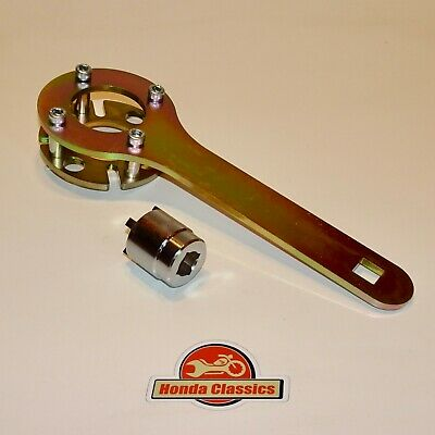 HWT064 Honda ST1100 Pan European Clutch Holding /& Centre Nut Tool Set
