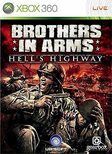 1 of 1 - Brothers in Arms: Hell's Highway (Microsoft Xbox 360, 2008) - European Version