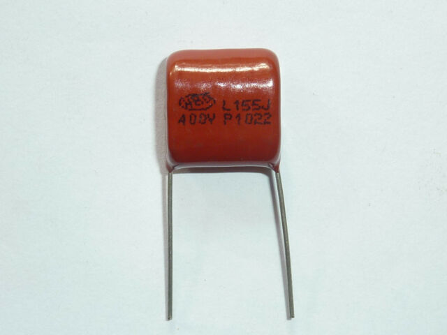 Ceramic Capacitor 10 pcs From USA /' 50 V 155 1.5uF
