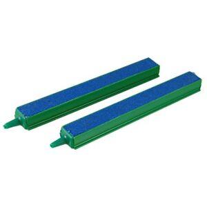 Aquarium-etangs-vert-Sortie-6-034-Blue-Air-Pierre-barre-2-Pcs-WT