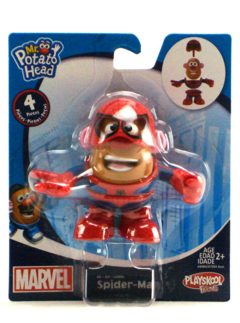Marvel Mr Potato Head Mixable Mashable Heroes Avengers Black Widow New Loose