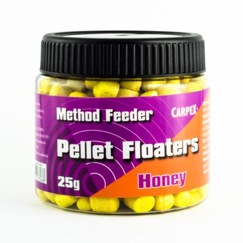flottante Pop Up Soft Hook Pellets 25 G Carpex Method Feeder Pellet Floaters